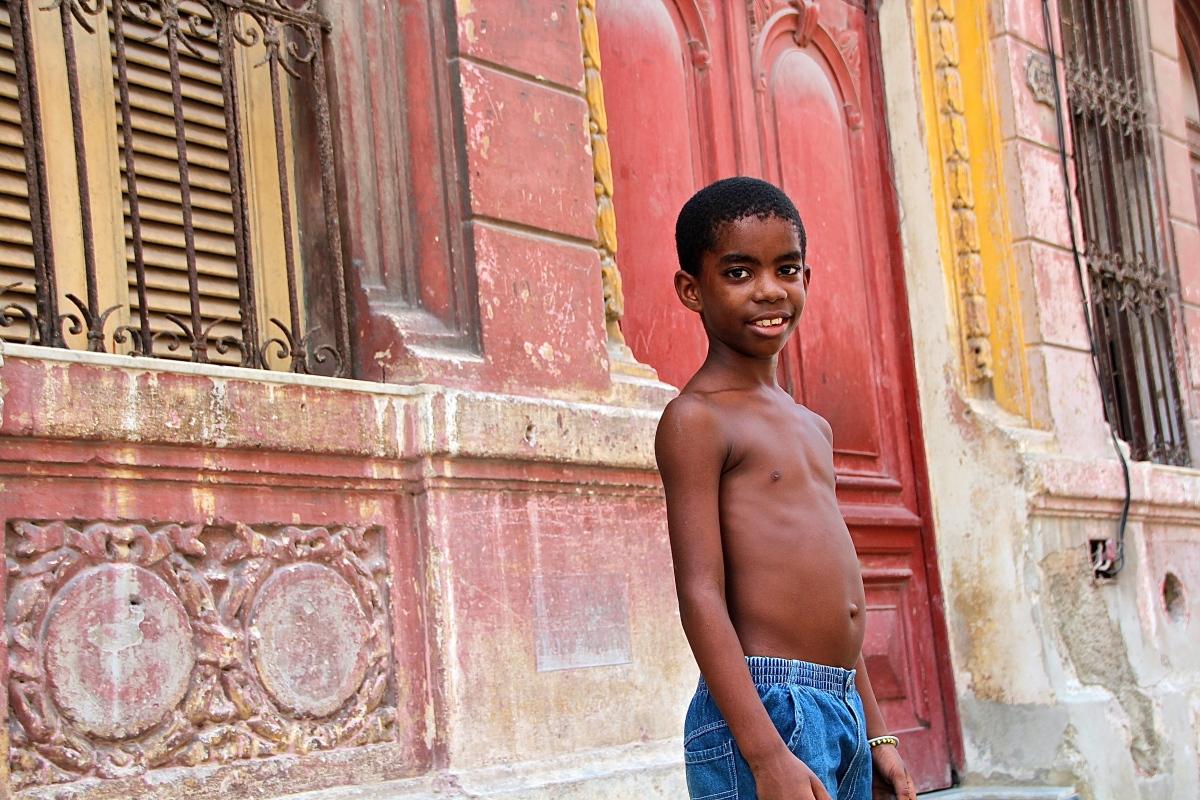 Cuba #2 - People