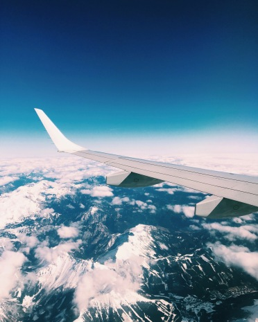 Back to the Alps