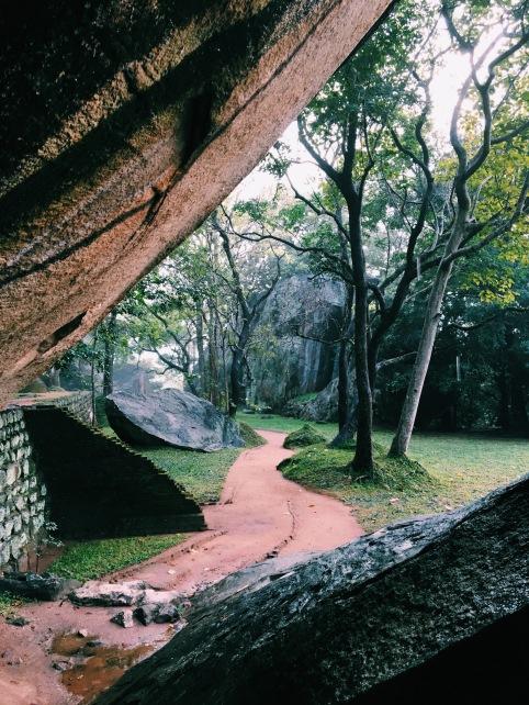 Sigirya Tempelanlage